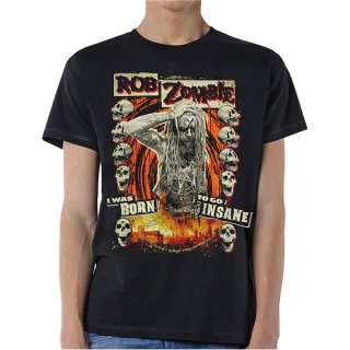 ROB ZOMBIE Born to Go Insane, Tシャツ
