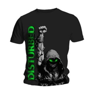 DISTURBED Up Your Fist, Tシャツ