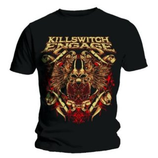 KILLSWITCH ENGAGE Engage Bio War, Tシャツ