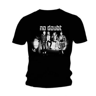 NO DOUBT Black & White Pose, Tシャツ