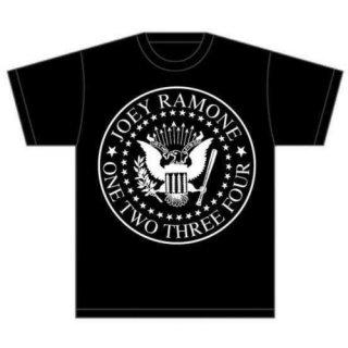 RAMONES 1234 Seal, Tシャツ