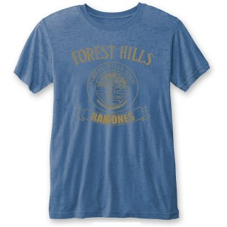 RAMONES Forest Hills Vintage (Burn Out), Tシャツ