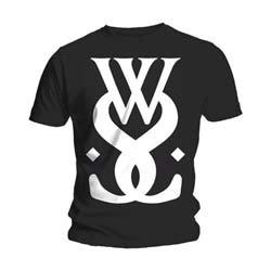 WHILE SHE SLEEPS Logo, Tシャツ