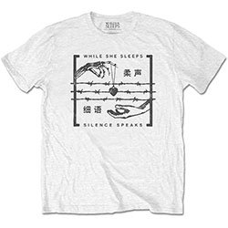 WHILE SHE SLEEPS Silence Speaks, Tシャツ