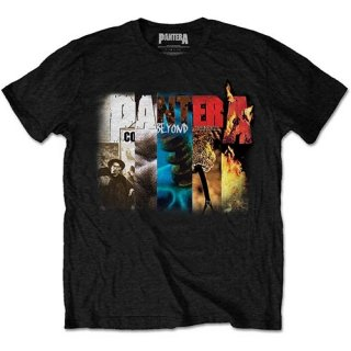 PANTERA Album Collage, Tシャツ