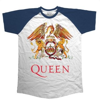 QUEEN Classic Crest, ラグランTシャツ