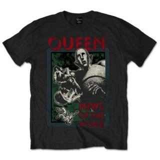 QUEEN News of the World, Tシャツ