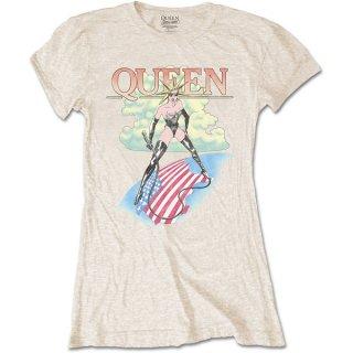 QUEEN Mistress, レディースTシャツ