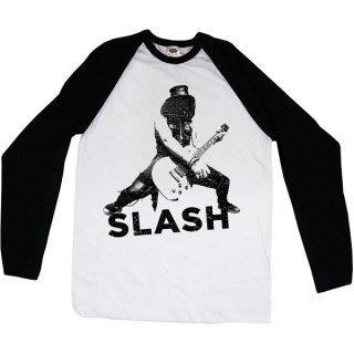 SLASH Snow-Blind, ラグランロングTシャツ