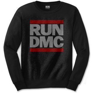 RUN DMC Logo, ロングTシャツ