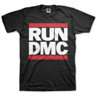 RUN DMC Logo, Tシャツ