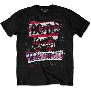 AC/DC We Salute You Stripe, Tシャツ