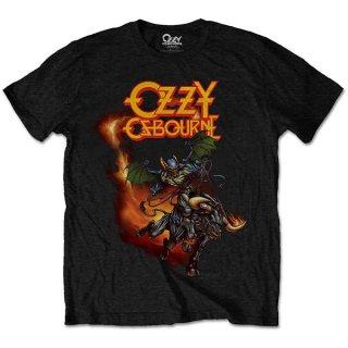 OZZY OSBOURNE Demon Bull, Tシャツ