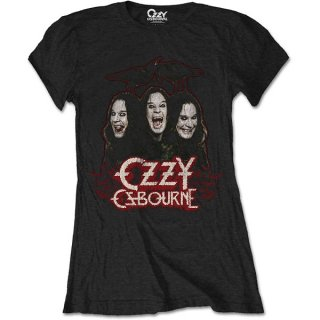 OZZY OSBOURNE Crows & Bars, レディースTシャツ