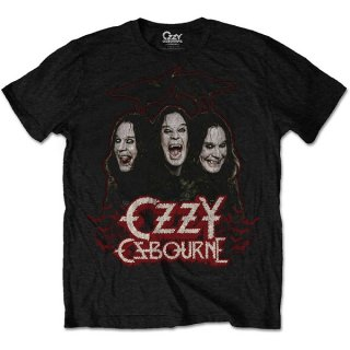 OZZY OSBOURNE Crows & Bars, Tシャツ