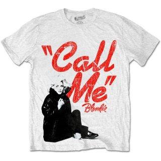 BLONDIE Call Me, Tシャツ
