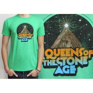 QUEENS OF THE STONE AGE Space Mountain, Tシャツ