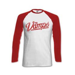 THE VAMPS Evans with Back Printing, ラグランTシャツ(レディース)