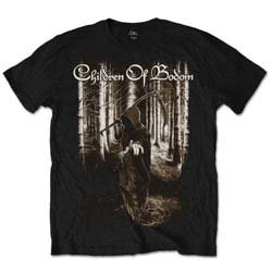 CHILDREN OF BODOM Death Wants You, Tシャツ