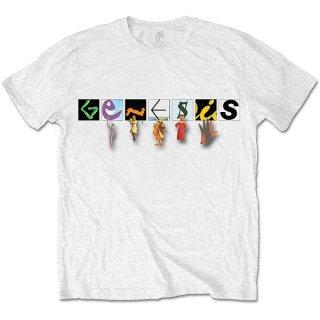 GENESIS Characters Logo, Tシャツ