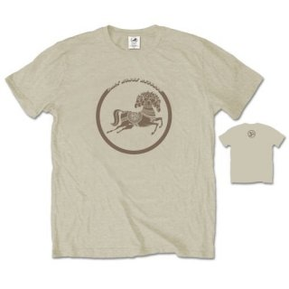 GEORGE HARRISON Dark Horse With Back Printing Sand, Tシャツ