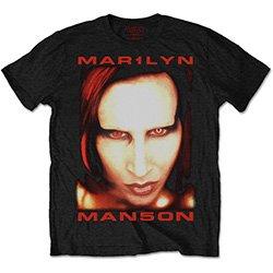 MARILYN MANSON Bigger than Satan, Tシャツ