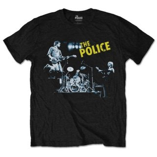 THE POLICE Live, Tシャツ