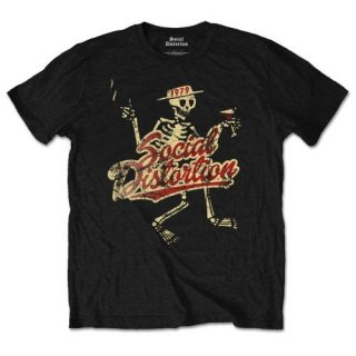 SOCIAL DISTORTION Vintage 1979, Tシャツ
