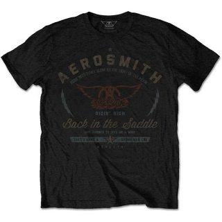 AEROSMITH Back in the Saddle, Tシャツ