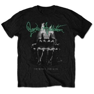 JANE'S ADDICTION Nothing's Shocking, Tシャツ
