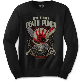 FIVE FINGER DEATH PUNCH Zombie Kill, ロングTシャツ