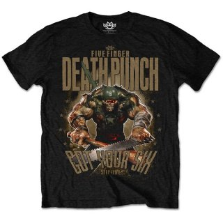 FIVE FINGER DEATH PUNCH Sgt Major, Tシャツ