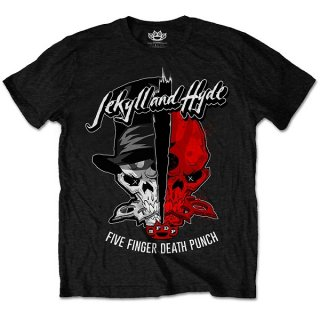 FIVE FINGER DEATH PUNCH Jekyll & Hyde, Tシャツ
