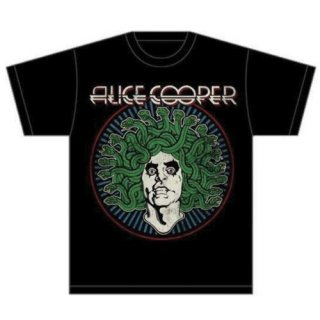 ALICE COOPER Medusa Vintage, Tシャツ