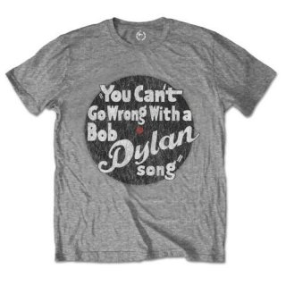 BOB DYLAN You can't go wrong, Tシャツ