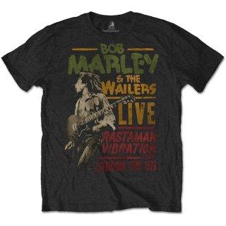 BOB MARLEY Rastaman Vibration Tour 1976, Tシャツ