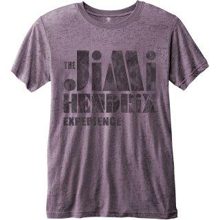 JIMI HENDRIX Stencil Logo Vintage, Tシャツ