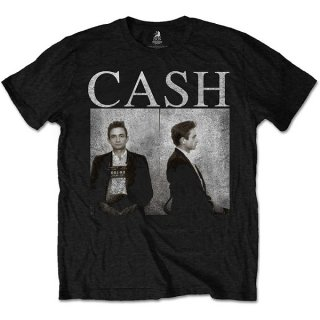 JOHNNY CASH Mug Shot, Tシャツ