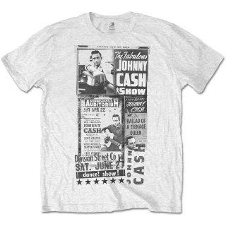JOHNNY CASH The Fabulous Johnny Cash Show, Tシャツ