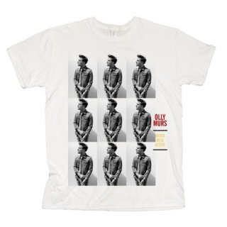 OLLY MURS Never Been Better, レディースTシャツ