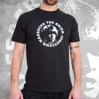 THE BRIAN JONESTOWN MASSACRE Logo, Tシャツ