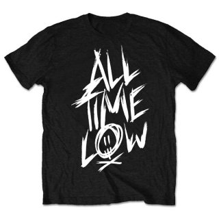 ALL TIME LOW Scratch, Tシャツ