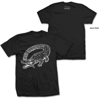 CATFISH AND THE BOTTLEMEN Alligator, Tシャツ