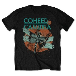COHEED AND CAMBRIA Dragonfly, Tシャツ