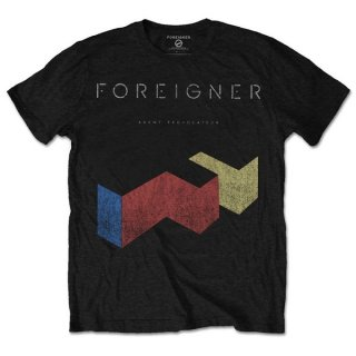 FOREIGNER Vintage Agent Provocateur, Tシャツ