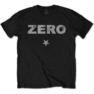 THE SMASHING PUMPKINS Zero, Tシャツ