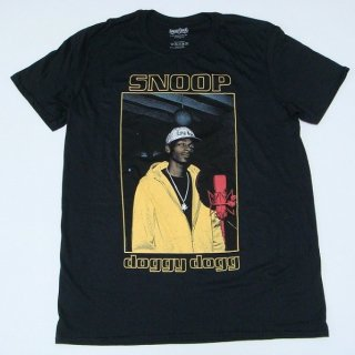 SNOOP DOGG Microphone, Tシャツ