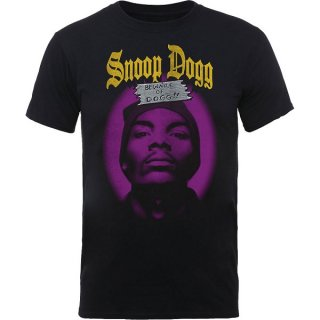 SNOOP DOGG Beware of the Dog, Tシャツ