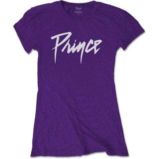PRINCE Logo, レディースTシャツ