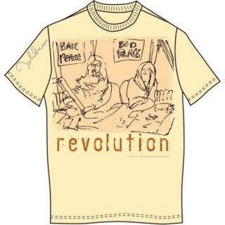 JOHN LENNON Revolution, Tシャツ